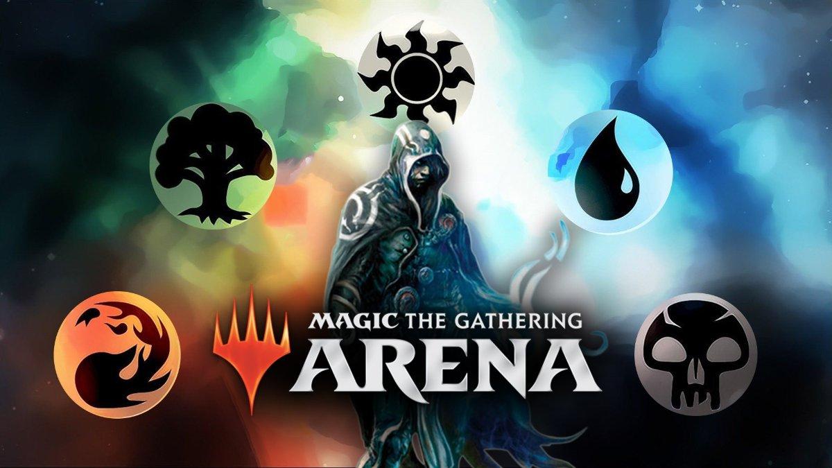 "Gratis Mazo ""Avenging Angels"" para Magic MTG Arena"