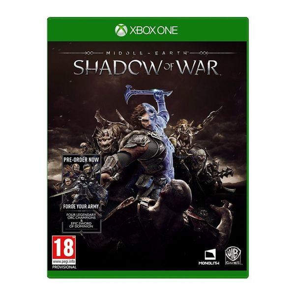 La tierra Media: Sombras de guerra (Xbox One)