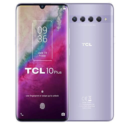 "TCL 10 Plus - Smartphone de 6.47"" AMOLED FHD+ con NXTVISION"