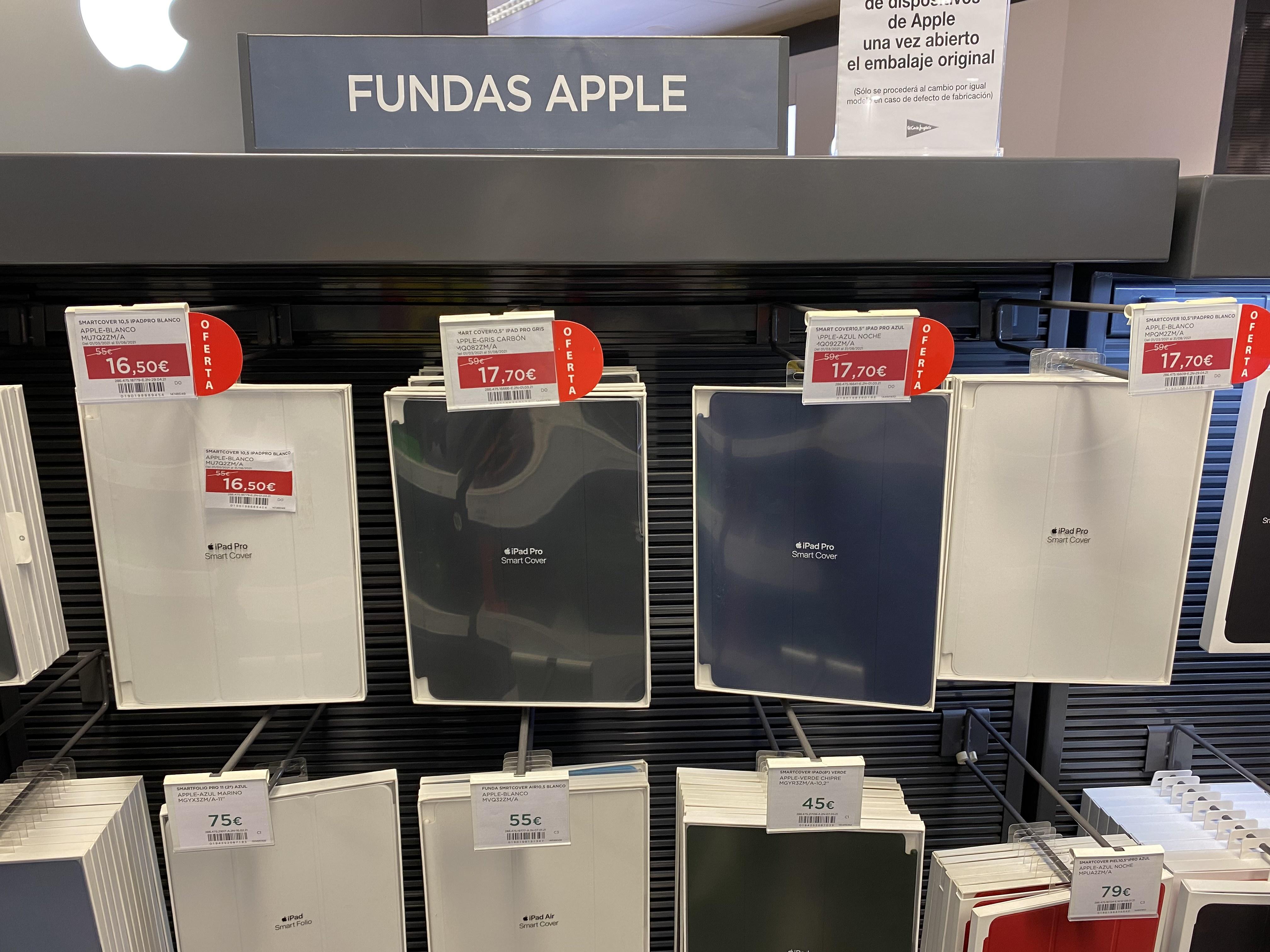 "Fundas Ipad Pro 10.5"" Original Apple"