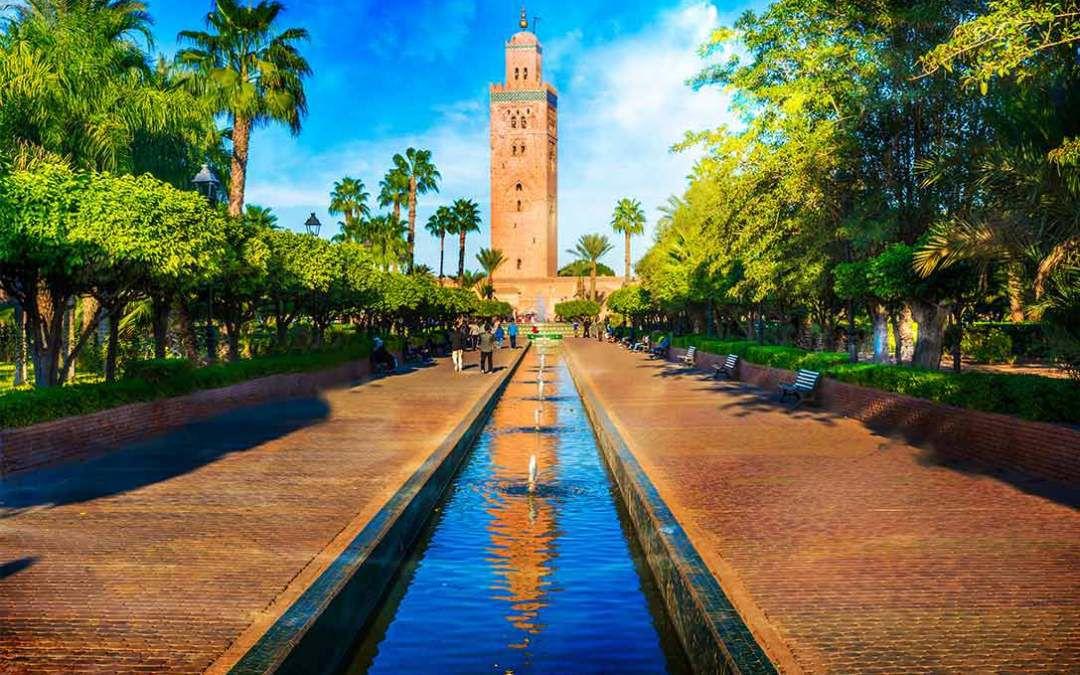 Chollazo Marrakech en ¡Agosto! 4 noches hotel (cancela gratis) + Vuelos ida y vuelta desde solo 36€ (varios aeropuertos) (PxPm2)