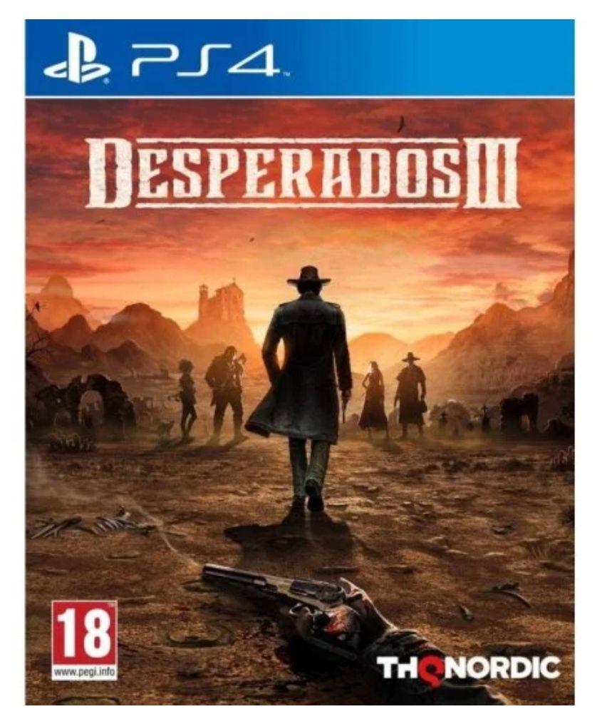 Desperados III PS4