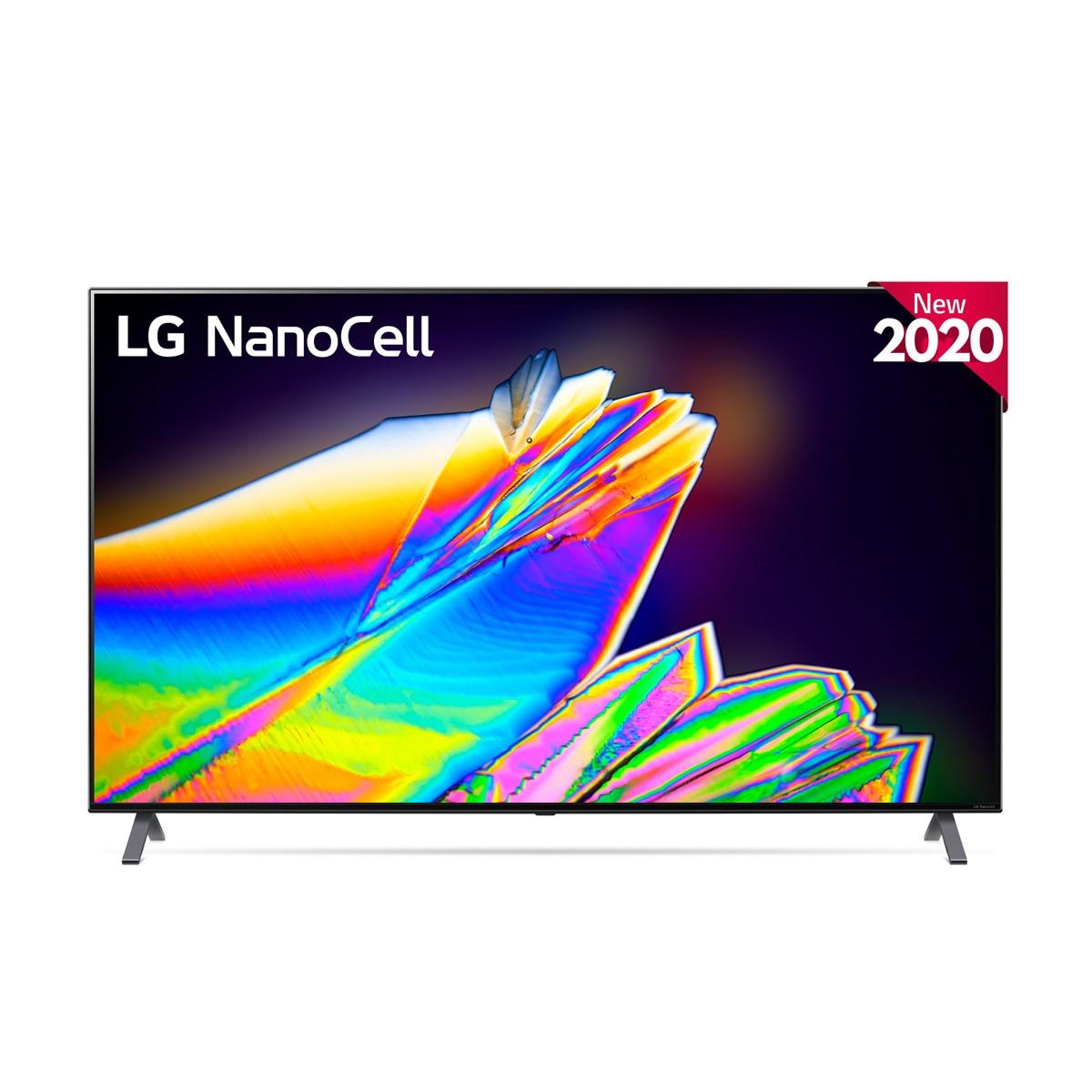 "TV LED 138,8 cm (55"") LG 55NANO956NA NanoCell 8K con Inteligencia Artificial, HDR Dolby Vision IQ y Smart TV"