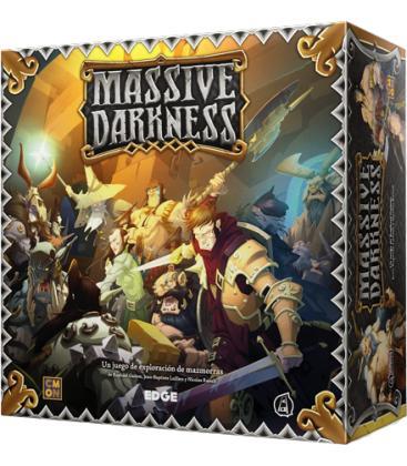 Massive Darkness - Juego de mesa