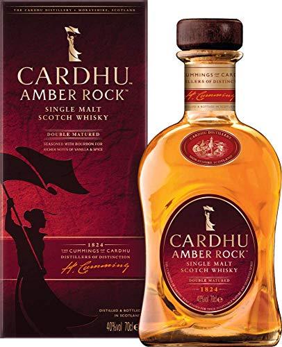 Cardhu Amber Rock Whisky Escocés 700 ml