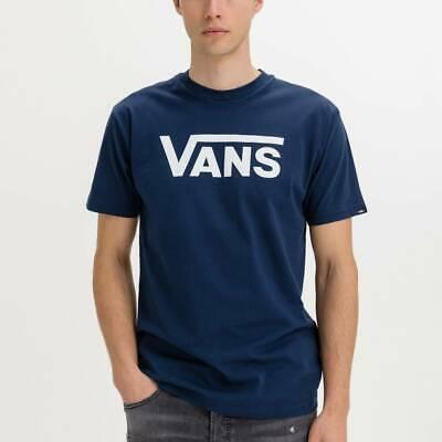 Camiseta Vans azul para hombre