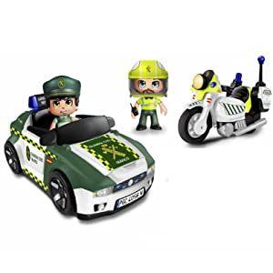 Pinypon Action coche y moto