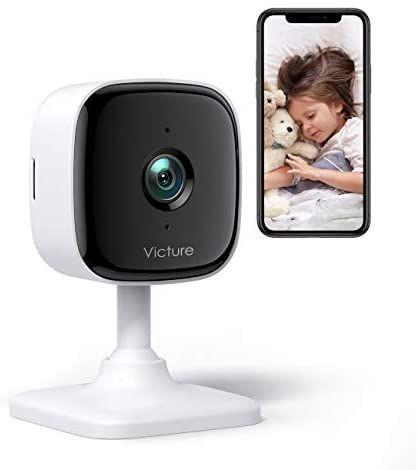 Cámara Vigilancia WiFi Interior Victure 1080P