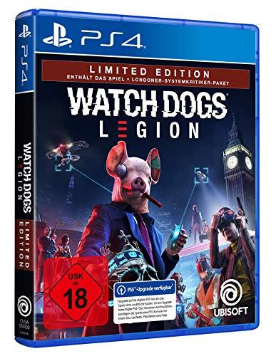 Watch Dogs Legion Limited Edition - PlayStation 4 [Importación alemana]