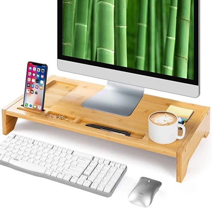 Soporte monitor Bamboo por solo 9,99€