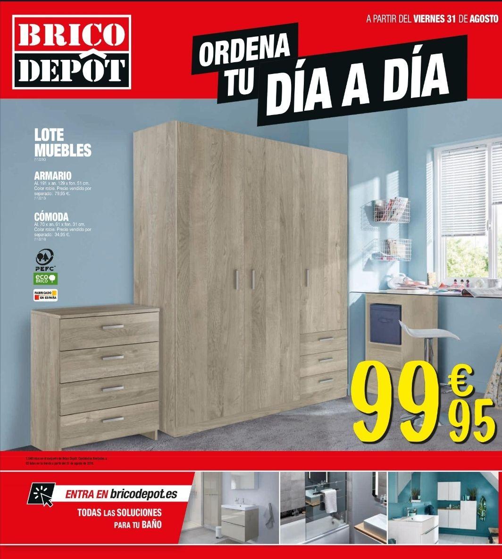 Lote muebles para dormitorio 99,95€