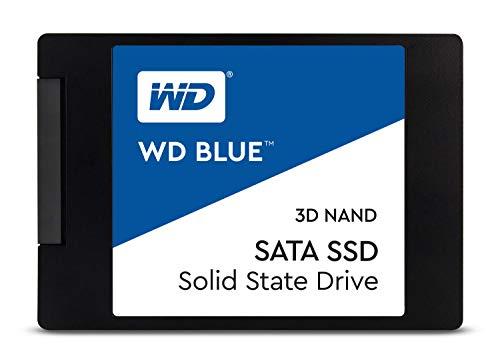 Disco duro interno 500 GB - WD Blue 3D NAND SSD