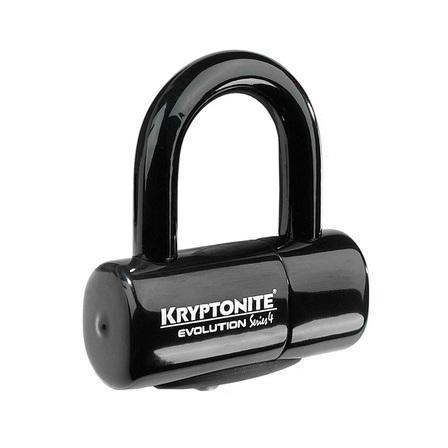 Antirrobo Kryptonite Evolution - Series 4 Disc Lock - NEGRO