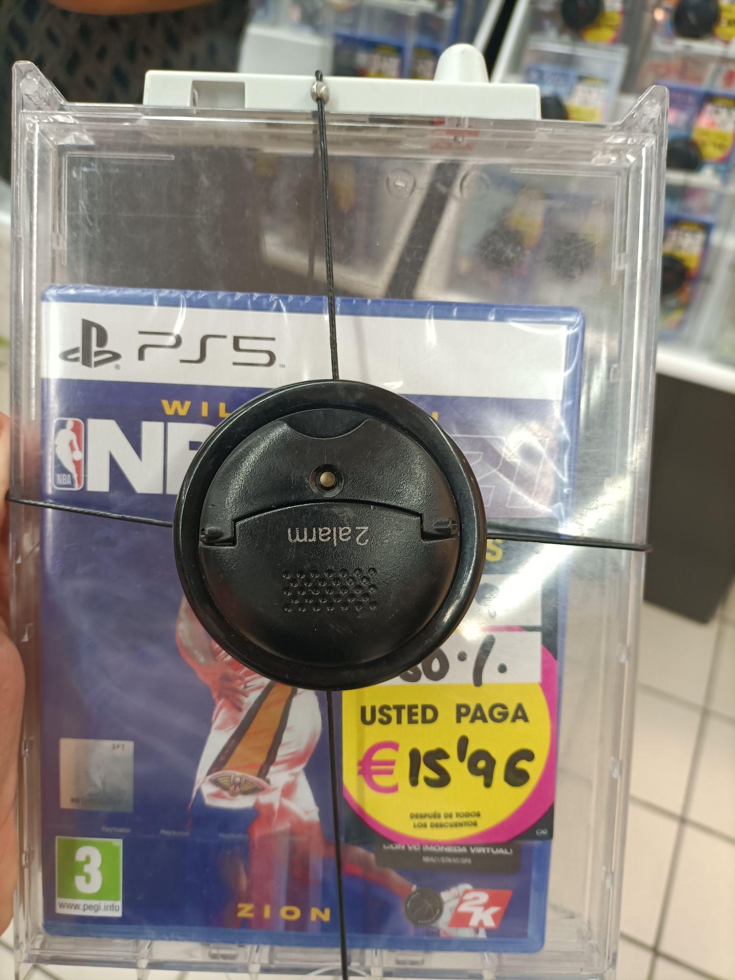 NBA 2K21 PS5 ( Eroski Toledo)