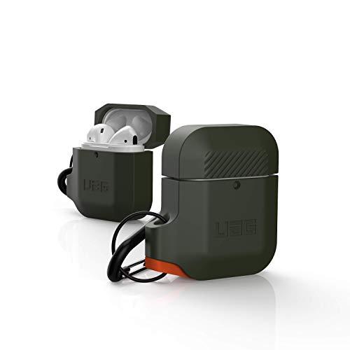 Urban Armor Gear Funda de Silicona Apple Airpods 2 (2019) / Apple Airpods 1 (2016) (Carga Inalámbrica Compatible con 2ª Generación