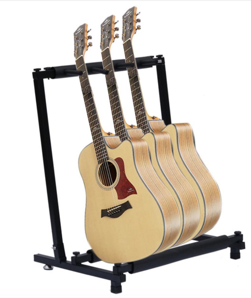 MultiSoporte de guitarras.