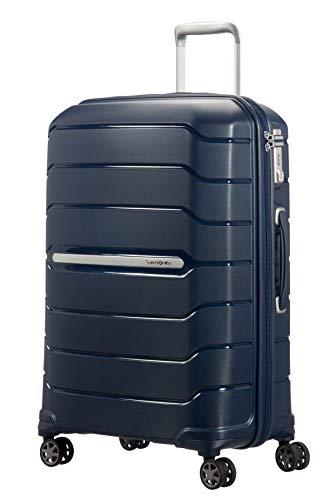 Samsonite Flux Spinner - 68 cm, 85 L, Azul (Navy Blue)