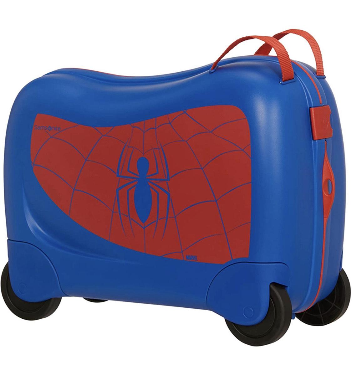 Maleta Rider Sansonite Spiderman 51 cm, 28 L