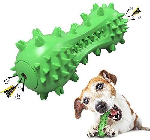 REDSTORM Juguete/Cepillo de dientes limpiable para Perros