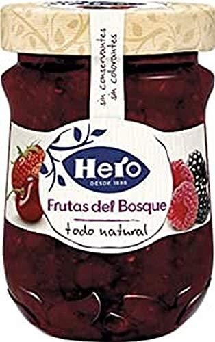Hero, Mermelada (Frutas del Bosque) - 345 gr.