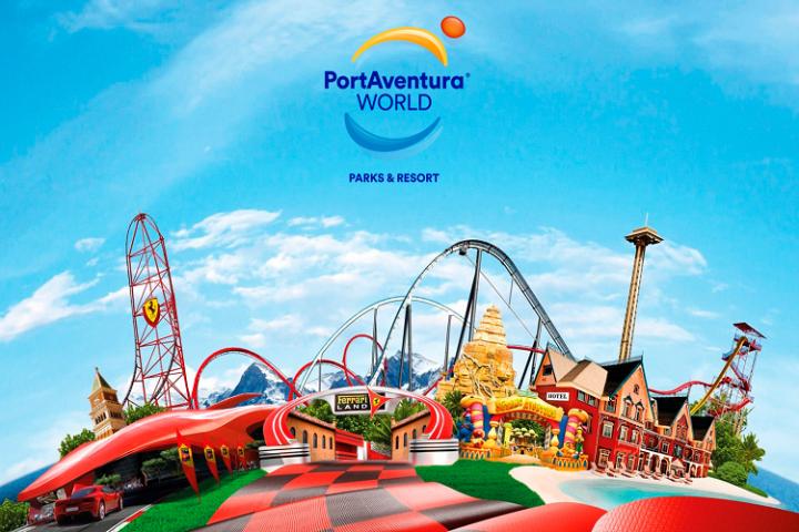 Vuelve la oferta de Port Aventura a sólo 60€ 1noche hotel 4* y 2 días de Parques + Cancela Gratis (PxPm2)