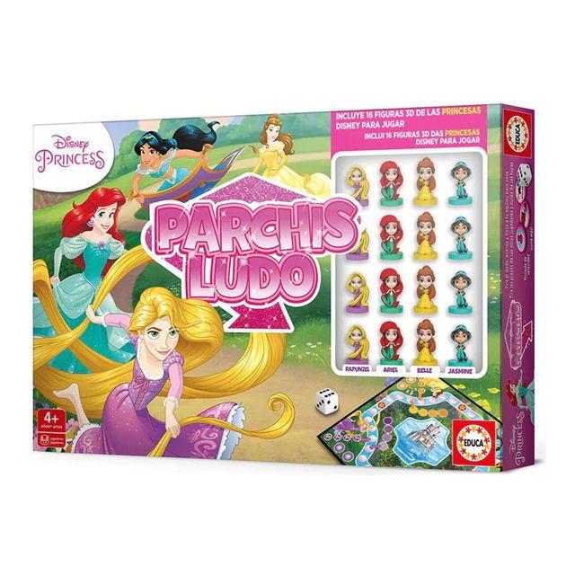 Parchís princesas Disney