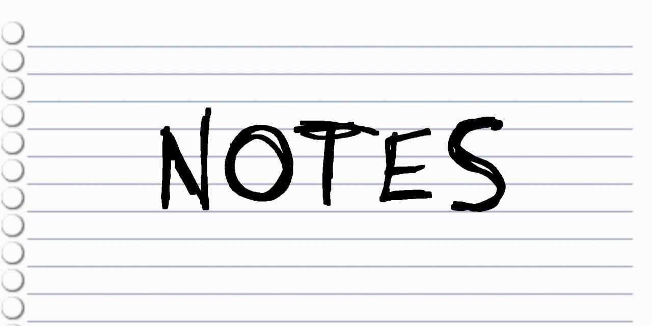 Notes para Nintendo Switch en Nintendo eShop