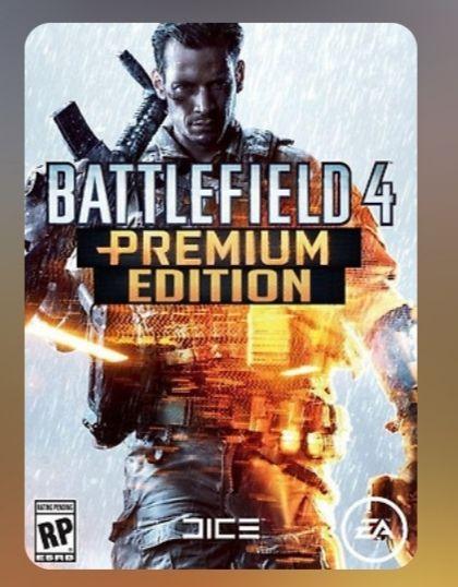 Battlefield 4: Premium Edition (juego incluido + all DLC) (Europe) y standard edition 3.29
