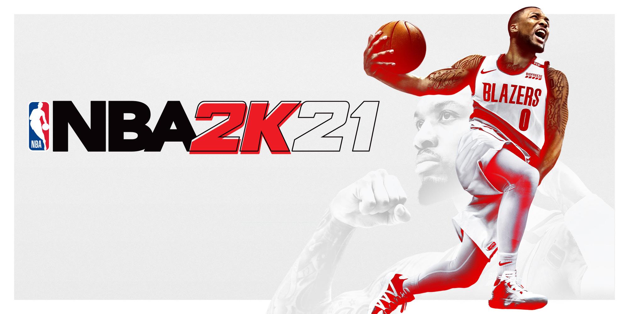 NBA 2K21 Switch (eshop Hong Kong)