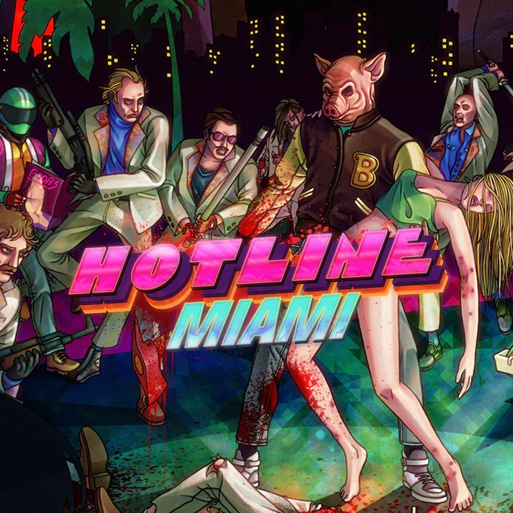 Hotline Miami (Steam) por solo 1,69€