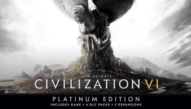 Civilization VI : Platinum Edition por 12$ con Humble Choice. Ademas de otros juegos.
