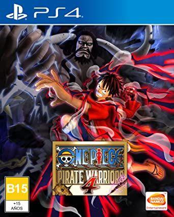 One Piece Pirate Warriors 4 PS4 (MediaMarkt)