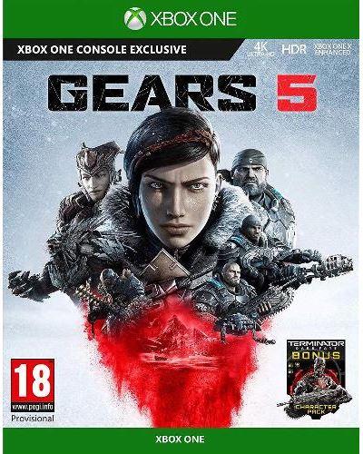 Gears 5 - Xbox One, Acción