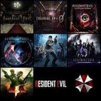 Saga Resident Evil para XBOX