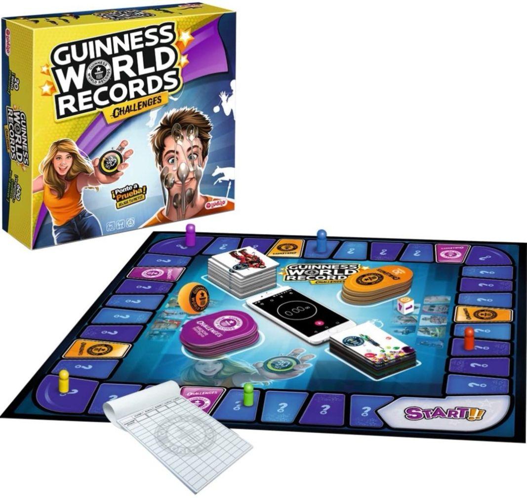 Juego oficial Guinness World Records [Tb en Amazon]