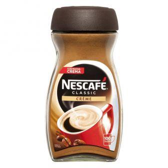 2x Café soluble natural con crema Nescafé 200 g