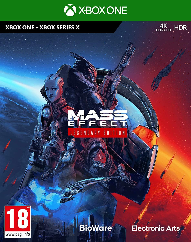 Mass Effect Legendary Edition solo 34.7€