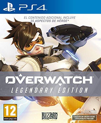 PS4 Overwatch Legendary Edition