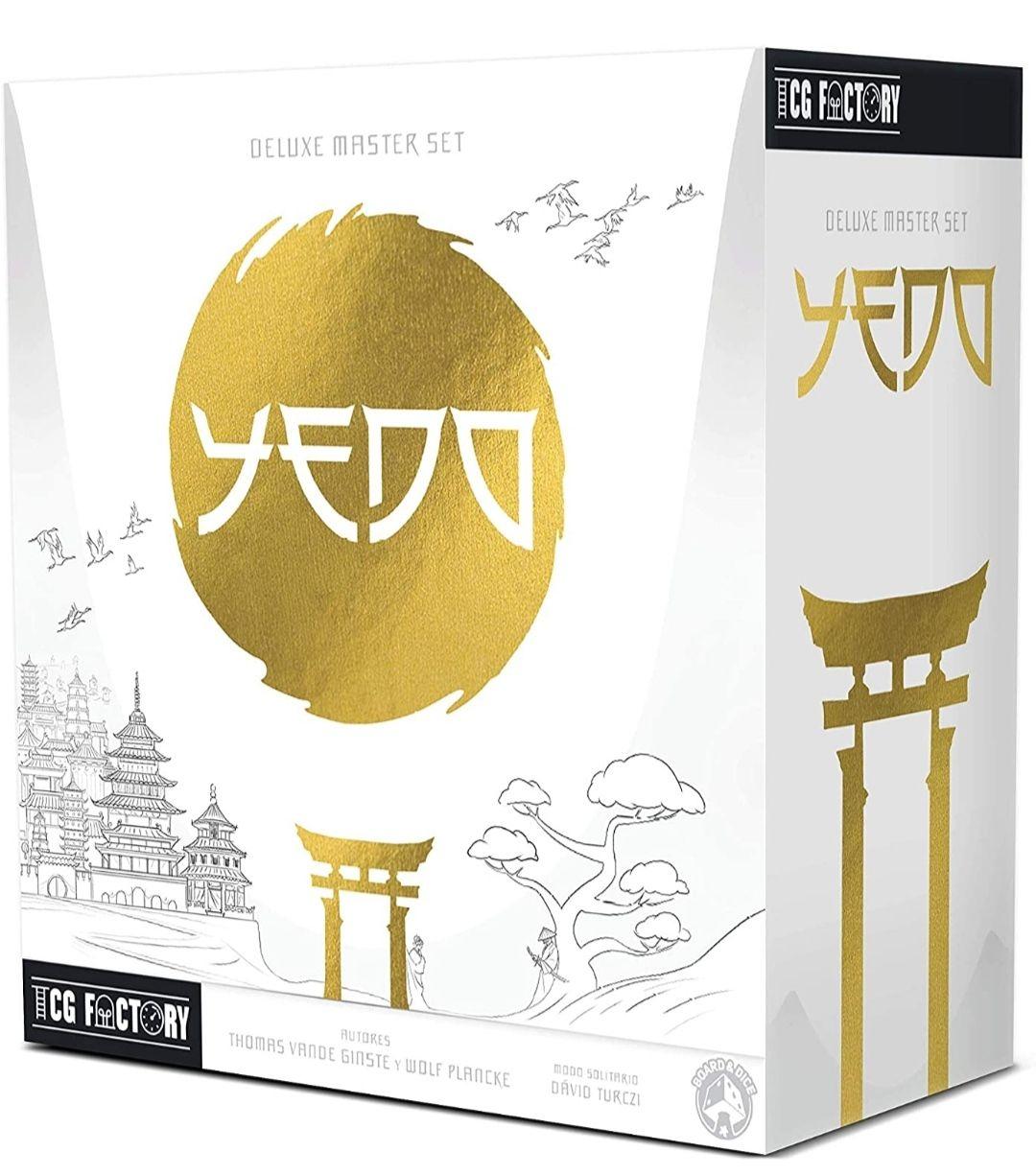 Yedo Deluxe Master Set - Juego de Mesa