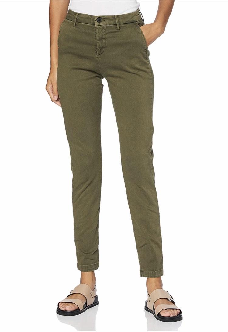 REPLAY Bettie Jeans, pantalones vaqueros chinos super elásticos para Mujer talla 25W / 30L (hay mas tallas y colores)