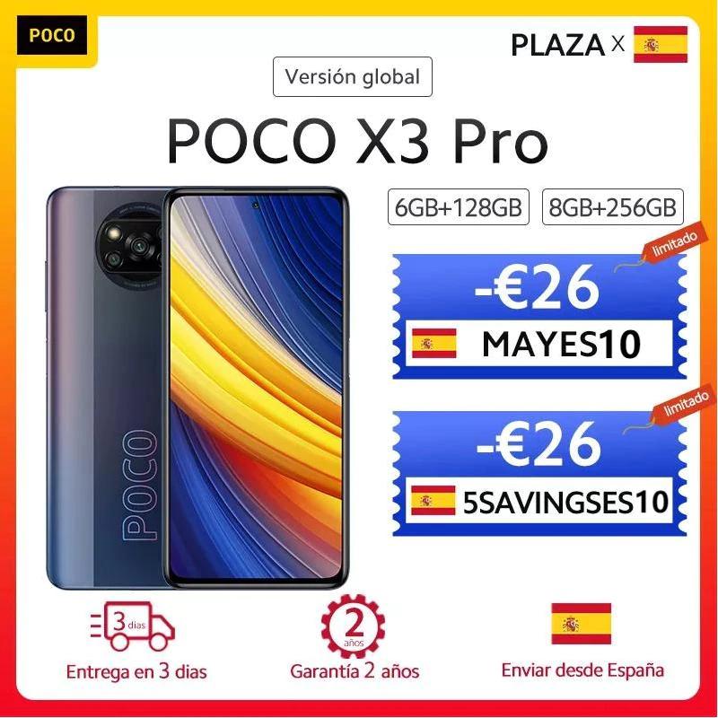 POCO X3 PRO 256gb envío desde ESPAÑA