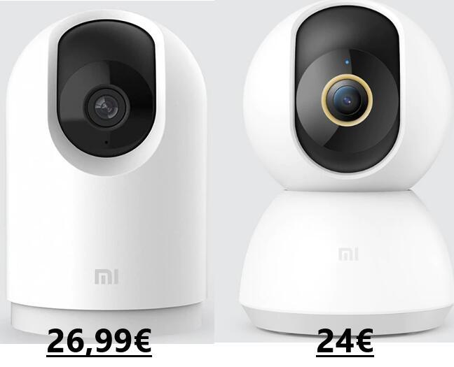 Xiaomi Mi 360 ° Home Security Camera 2K Pro