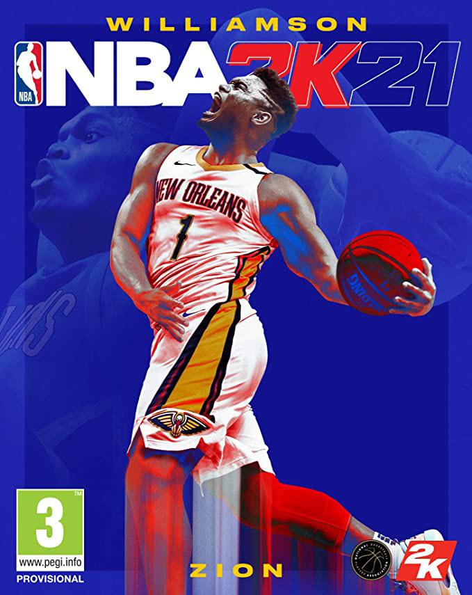 NBA 2K21 PS5 por 17€ (Físico - Amazon)