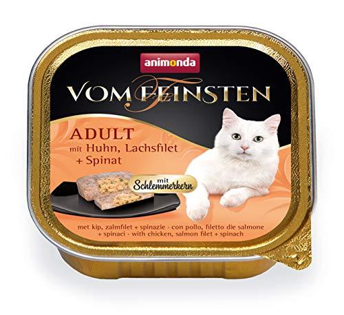 32x Latas de Comida para Gatos Gourmet