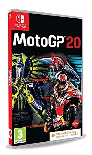 MotoGP20 (Nintendo Switch) por solo 8€