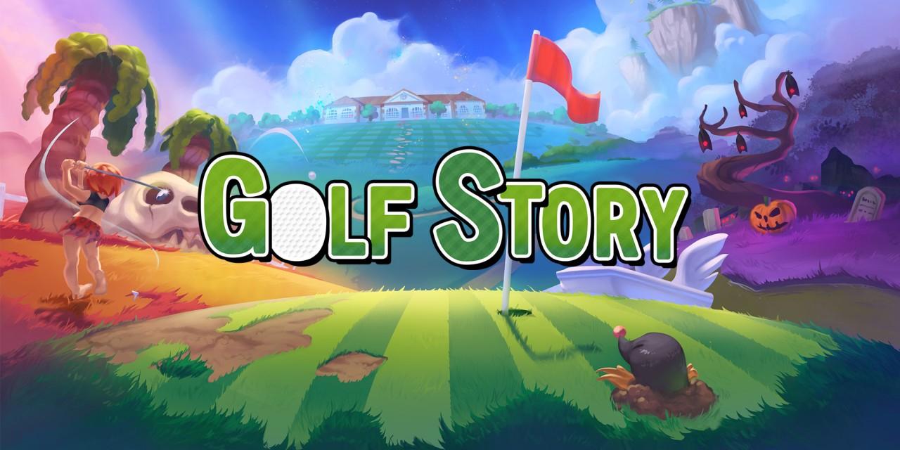 Golf Story (eShop Sudáfrica)