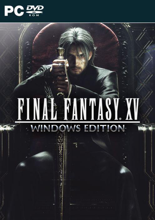 """Final Fantasy XV (Steam) """"Físico"""""""