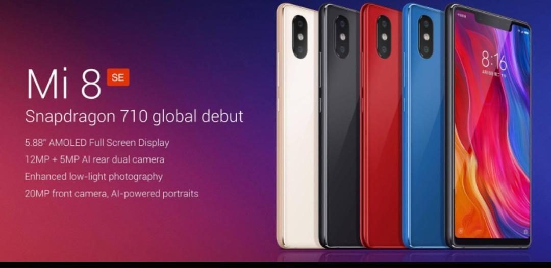 Xiaomi MI 8 SE 6/128