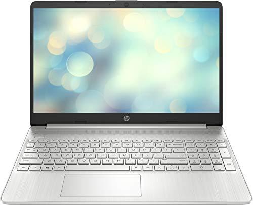 """Portátil HP con pantalla de 15.6"""" FullHD, Ryzen 3-4300U, 8GB de RAM y 512GB SSD"""