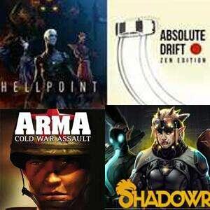 4 juegos GRATIS :: 3º Arma, 4º Shadowrun Trilogy (PC, drm-free, GOG)